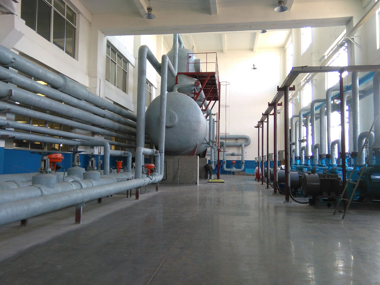 热水除氧动力站成套设备