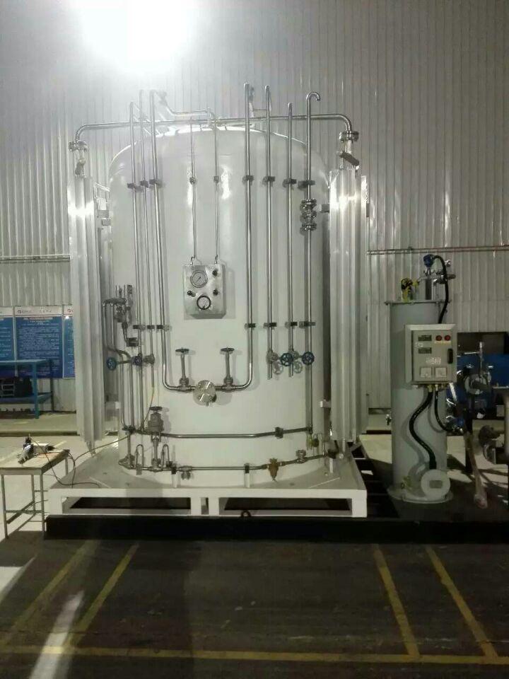LNG便捷供气装置